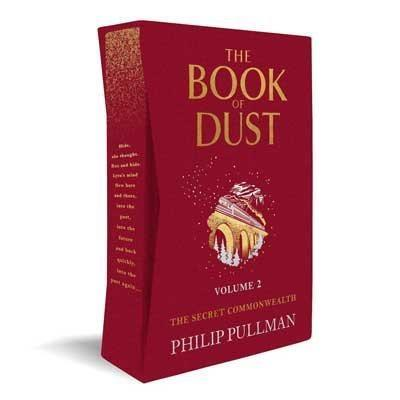 The Secret Commonwealth: the Book of Dust Volume Two (Deluxe HB)