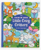 Color-In' Book Cozy Critters