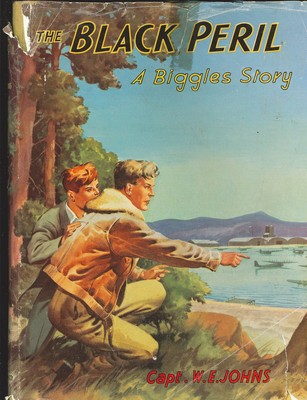 The Black Peril A Biggles Story