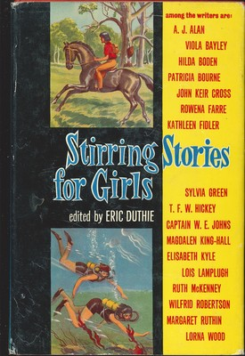 Stirring Stories for Girls
