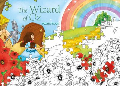 The Wizard of Oz Puzzle Book