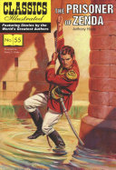 The Prisoner of Zenda (Classics Illustrated)