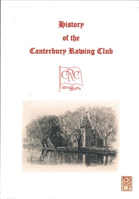 History of the Canterbury Rowing Club
