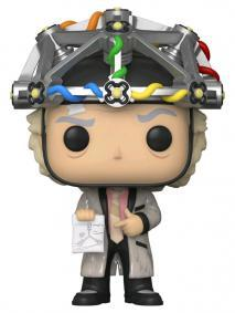 Pop! Doc with Helmet - Back to the Future -