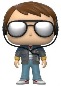 Pop! Marty with Sunglasses - Back to the Future