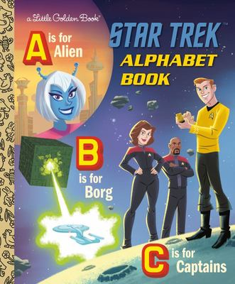 Star Trek Alphabet Book