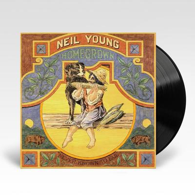 Homegrown - Neil Young (Indie Exclusive)