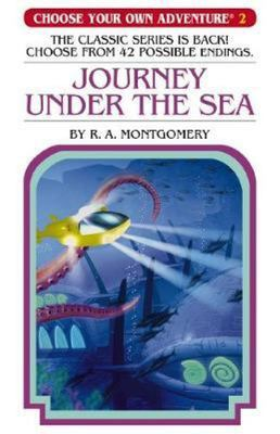 Journey Under the Sea (Choose Your Own Adventure #2)