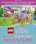 LEGO Disney Princess Build Your Own Adventure - With Mini-Doll and Exclusive Model!