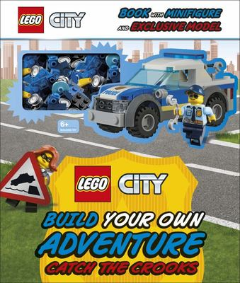 Catch the Crooks (LEGO City Build Your Own Adventure)