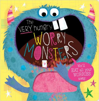 The Very Hungry Worry Monsters Story Book