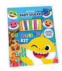 Baby Shark: Colouring Kit