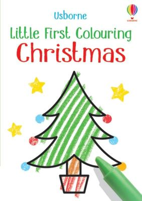 Little First Colouring: Christmas