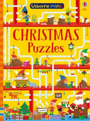 Mini Books Christmas Puzzles