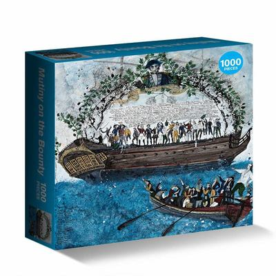 Mutiny on the Bounty: 1000 Piece Jigsaw Puzzle