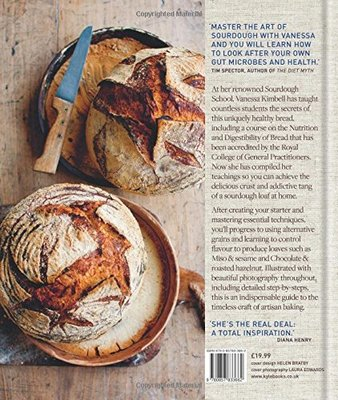 The Sourdough School: Learn How to Make Delicious and Healthy Bread at Home