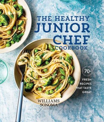 The Healthy Junior Chef Cookbook