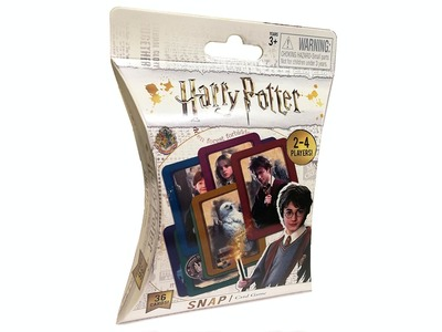 Harry Potter Snap Card Game