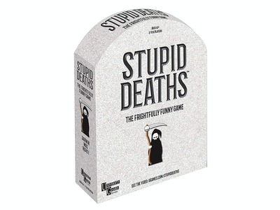 Stupid Deaths: The Frightfully Funny Game