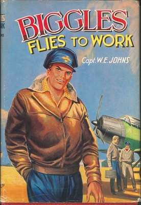 Biggles Flies to Work