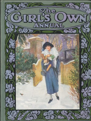 The Girls Own Annual- Volume 45