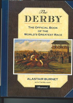 The Derby - The Official Book of the Greatest Race