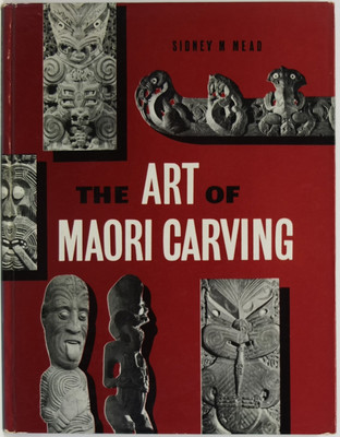 The Art of Maori Carving