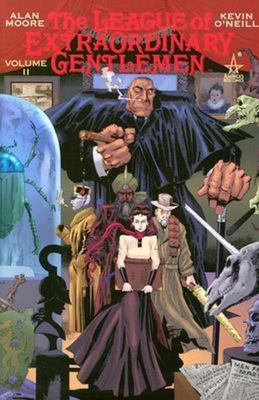 The League of Extraordinary Gentlemen Volume II