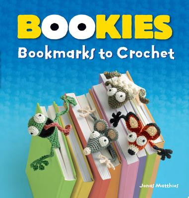 Bookies - Bookmarks to Crochet