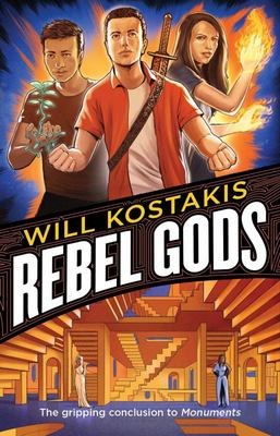 Rebel Gods  (#2 Monuments)