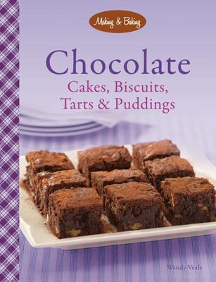 Chocolate Cakes, Biscuits, Tarts & Puddings