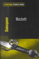 Cambridge Student Guide To Macbeth