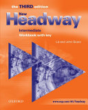New Headway English Course - The New Edition Intermediate Workbook With Key