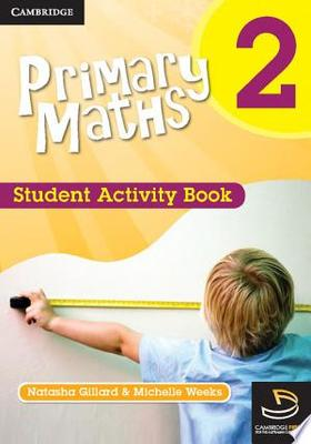 PRIMARY MATHS 2 STUDENT ACTIVITY BOOK