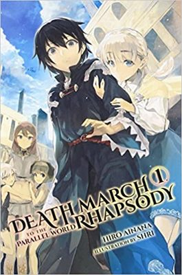 Death March to the Parallel World Rhapsody LN 1