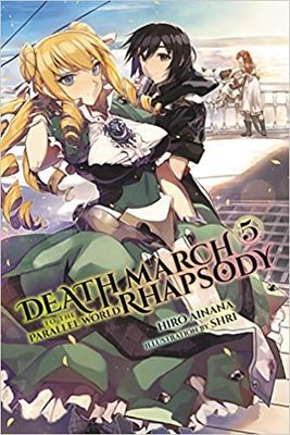 Death March to the Parallel World Rhapsody LN 5
