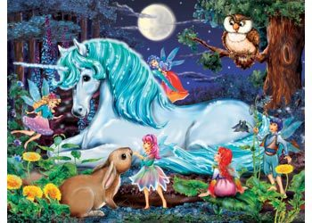 Rburg - Enchanted Forest Puzzle 100pc