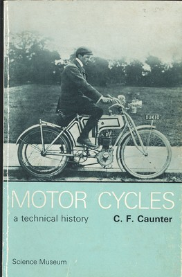 Motor Cycles: A Technical History