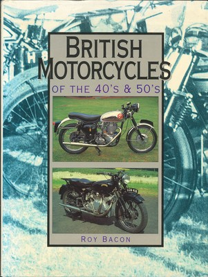 British Motorcycles of the 40s and 50s