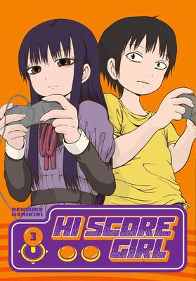 Hi Score Girl Vol. 3