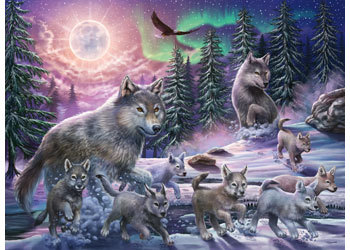 Rburg - Northern Wolves 150pc