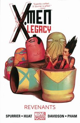 X-Men Legacy Volume 3 - Revenants (Marvel Now)