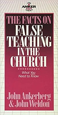 The Facts on False Teaching in the Church