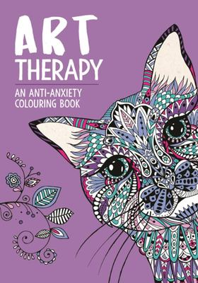 Relaxing Art Therapy - Doodle and Colour Your Stress Away