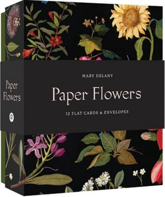 Paper Flowers Cards and Envelopes - The Art of Mary Delany