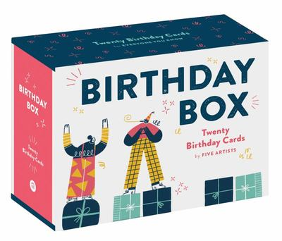Birthday Box - Birthday Cards for Everyone You Know