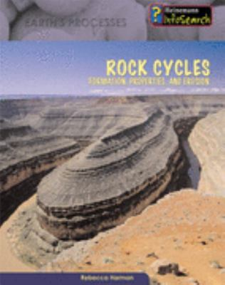 ROCK CYCLES EARTHS PROCESSES SERIES