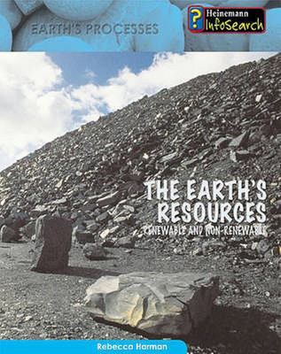 EARTHS RESOURCES EARTHS PROCESSES SERIES