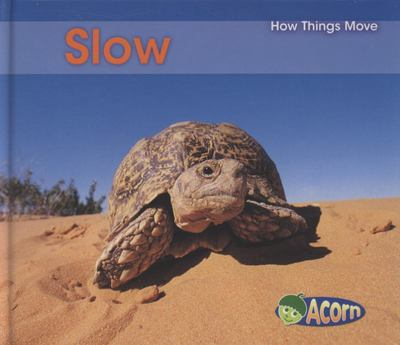 SLOW HOW THINGS MOVE