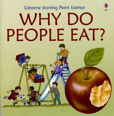 WHY DO PEOPLE EAT